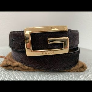 GUCCI Belt Vintage